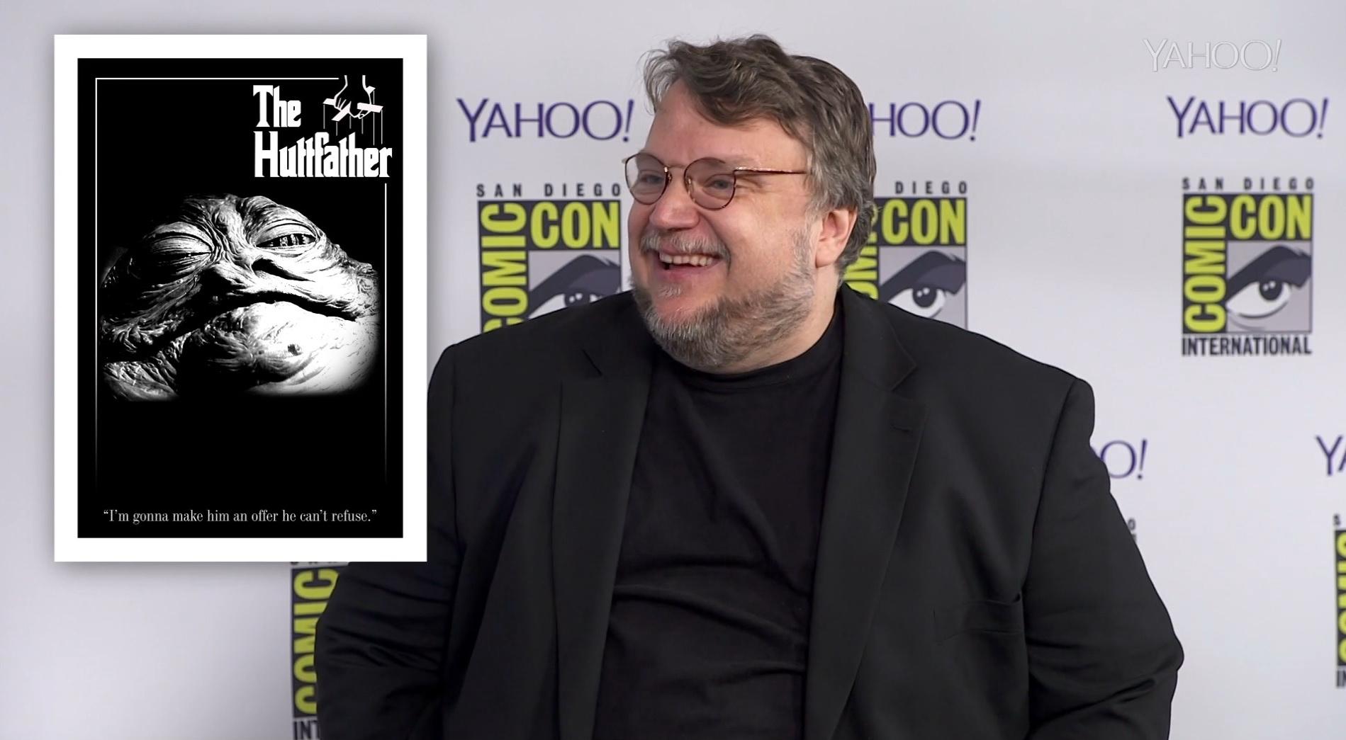 201507_Guillermo del Toro