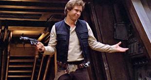 Harrison Ford 回应 Han Solo 在电影《EP IX》的戏份:我他妈的不在乎
