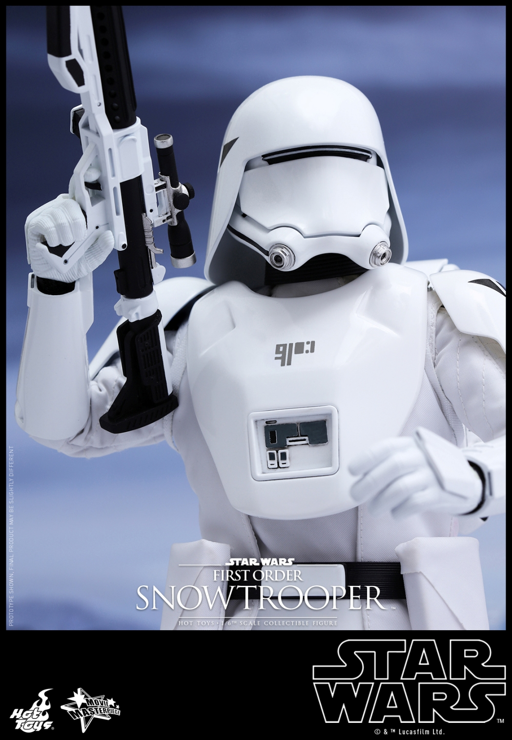 Hot Toys - Star Wars - The Force Awakens - First Order Snowtrooper Collectible Figure_PR10