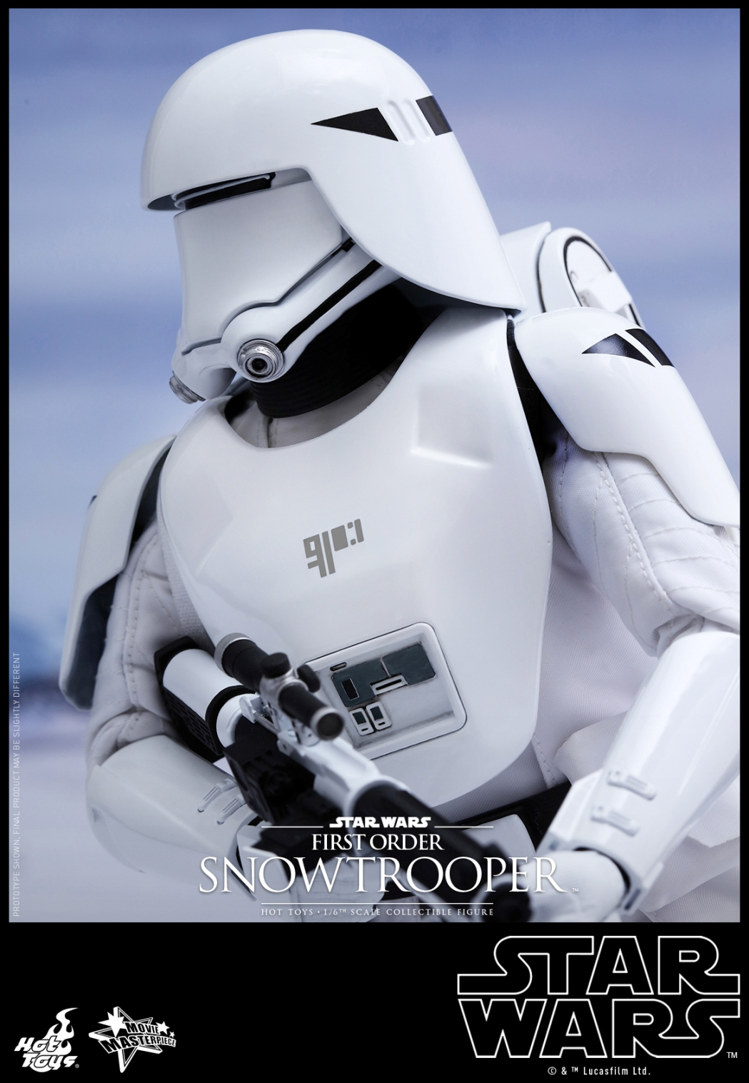 Hot Toys - Star Wars - The Force Awakens - First Order Snowtrooper Collectible Figure_PR12