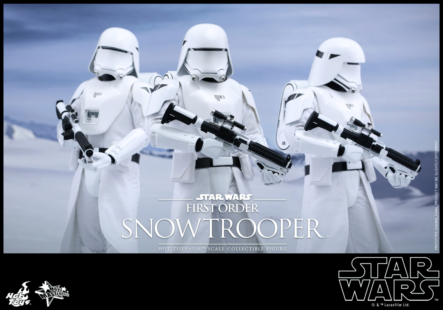 Hot Toys - Star Wars - The Force Awakens - First Order Snowtrooper Collectible Figure_PR3