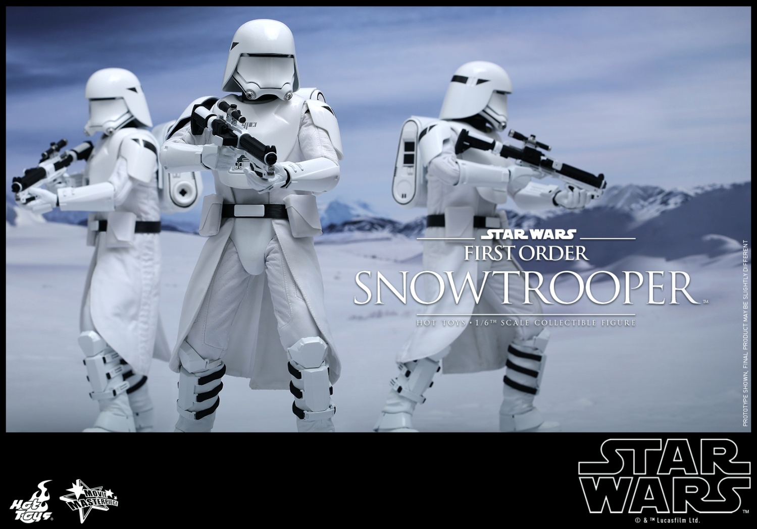 Hot Toys - Star Wars - The Force Awakens - First Order Snowtrooper Collectible Figure_PR4