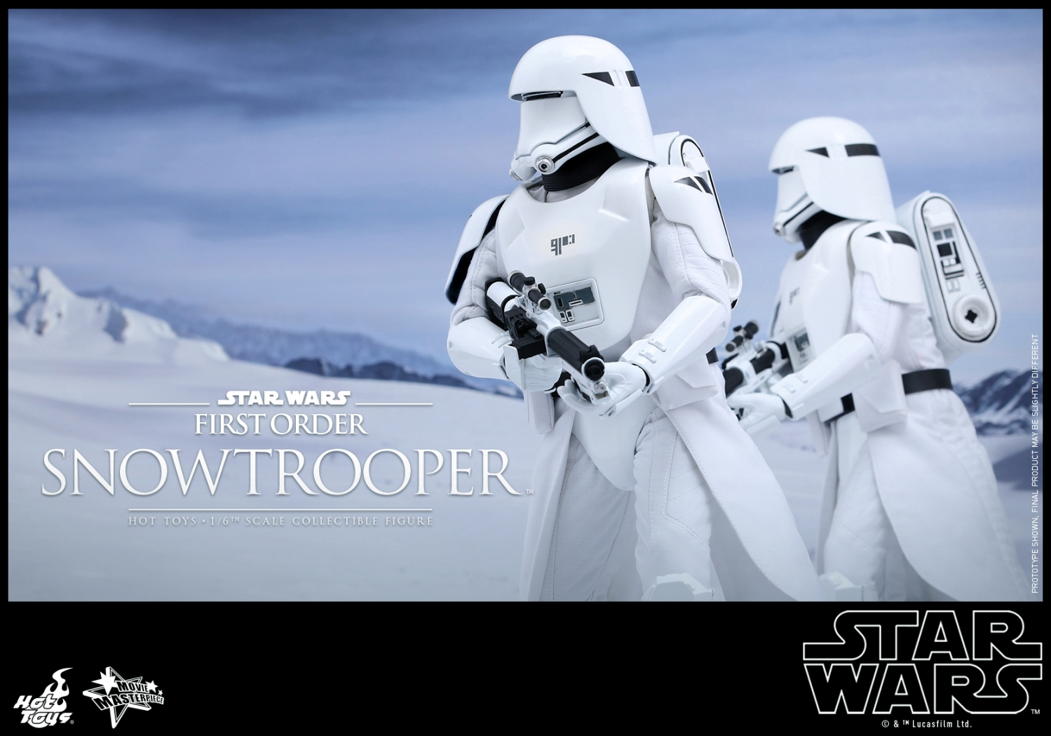 Hot Toys - Star Wars - The Force Awakens - First Order Snowtrooper Collectible Figure_PR5