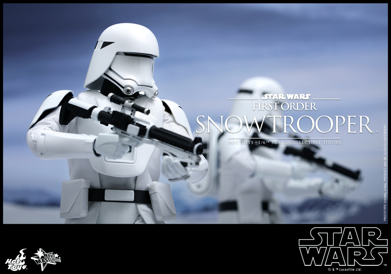Hot Toys - Star Wars - The Force Awakens - First Order Snowtrooper Collectible Figure_PR6