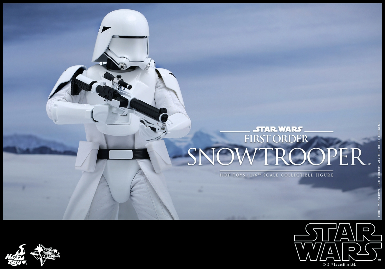 Hot Toys - Star Wars - The Force Awakens - First Order Snowtrooper Collectible Figure_PR7