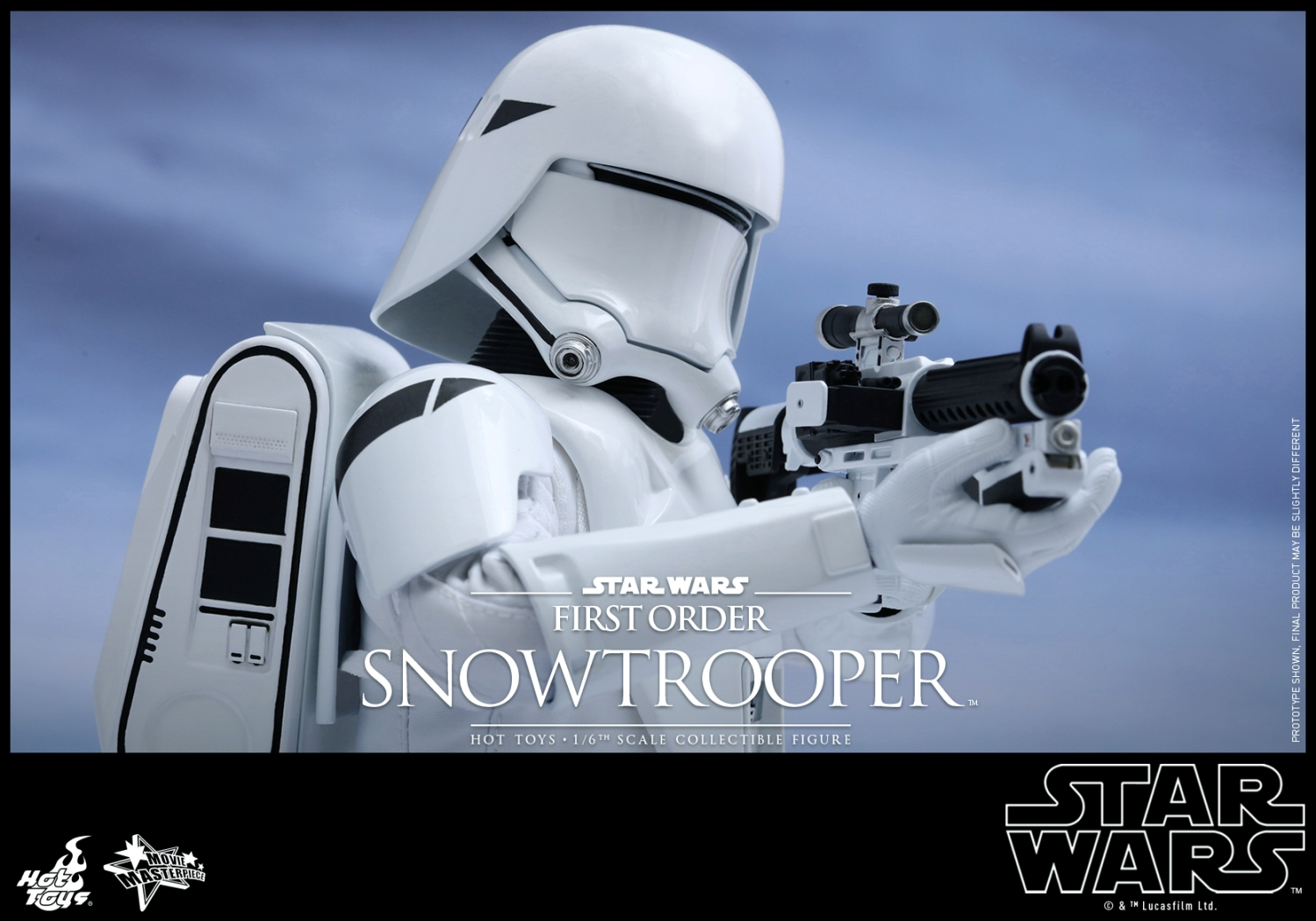 Hot Toys - Star Wars - The Force Awakens - First Order Snowtrooper Collectible Figure_PR9