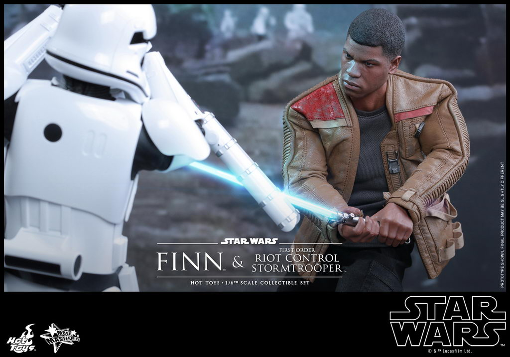 Hot Toys - SWTFA - Finn & First Order Riot Control Stormtrooper Collectible Set_PR2_resize