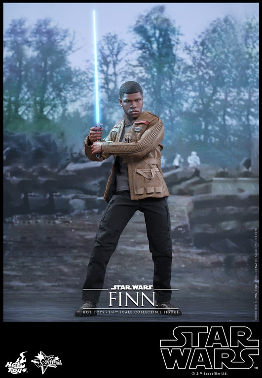 Hot Toys - Star Wars - The Force Awakens - Finn collectible figure_PR1_resize