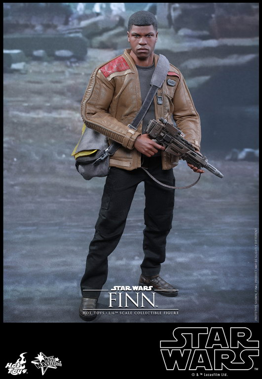 Hot Toys - Star Wars - The Force Awakens - Finn collectible figure_PR2_resize