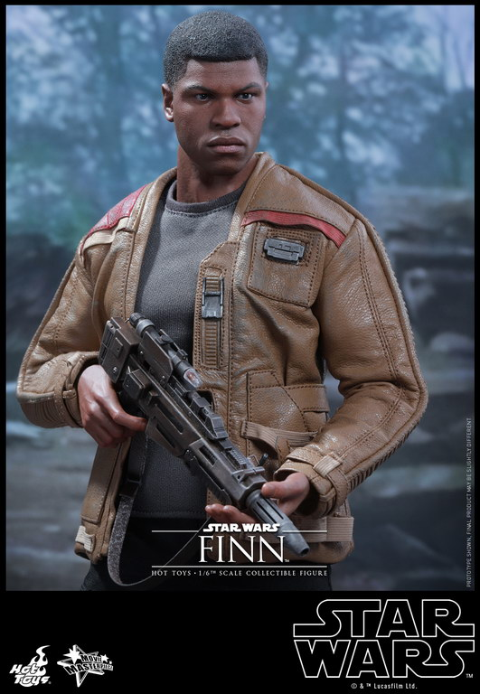Hot Toys - Star Wars - The Force Awakens - Finn collectible figure_PR3_resize