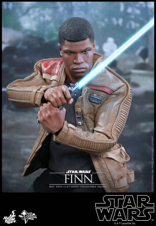 Hot Toys - Star Wars - The Force Awakens - Finn collectible figure_PR4_resize
