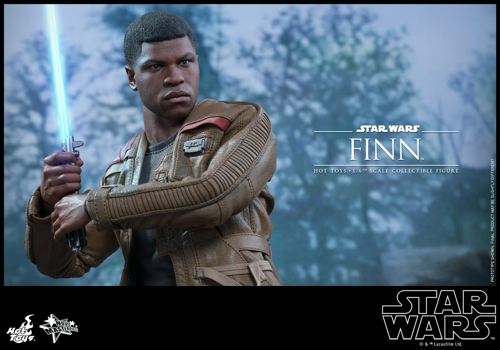 Hot Toys - Star Wars - The Force Awakens - Finn collectible figure_PR6_resize