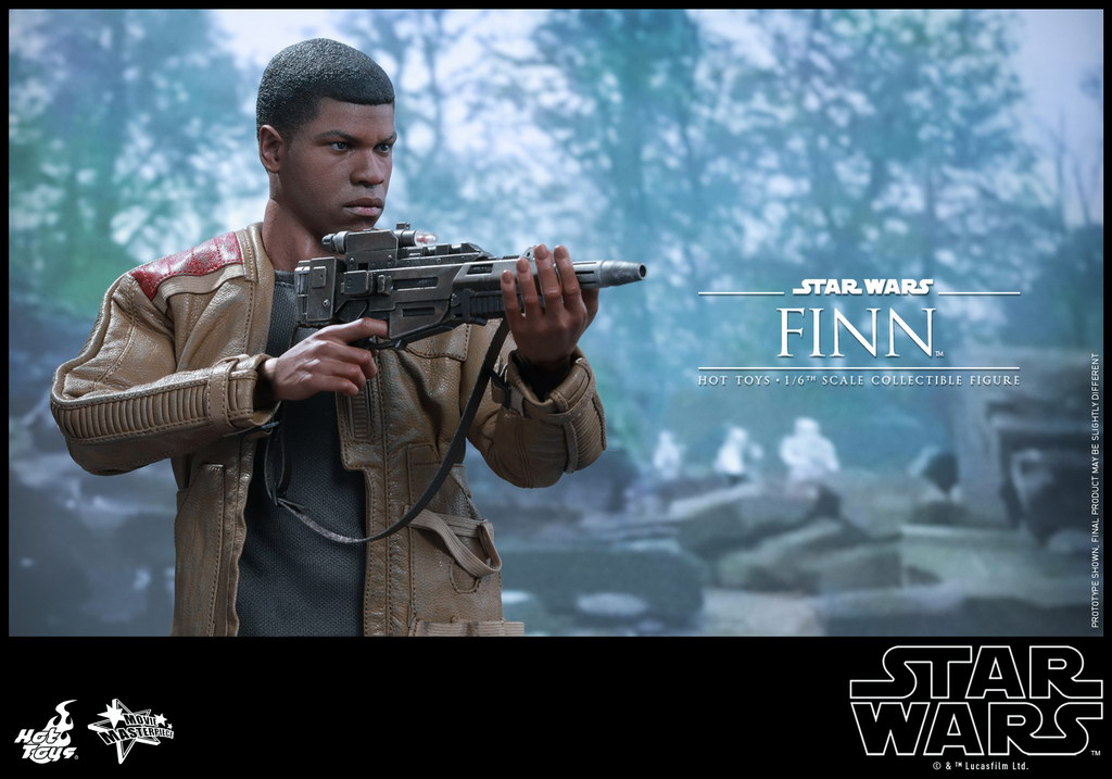 Hot Toys - Star Wars - The Force Awakens - Finn collectible figure_PR7_resize