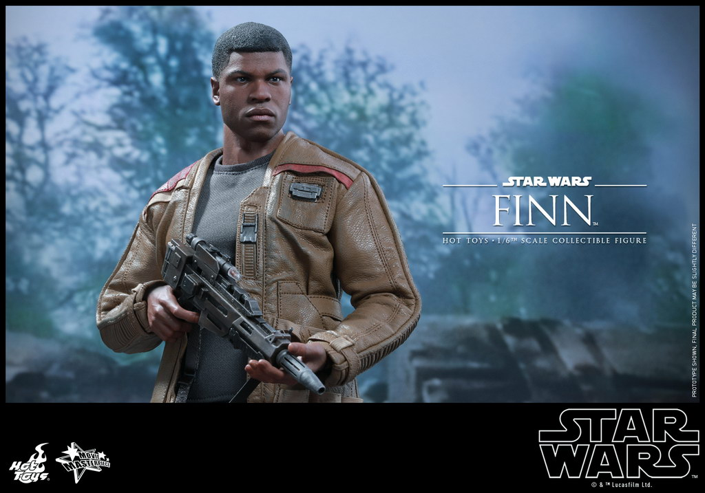 Hot Toys - Star Wars - The Force Awakens - Finn collectible figure_PR8_resize