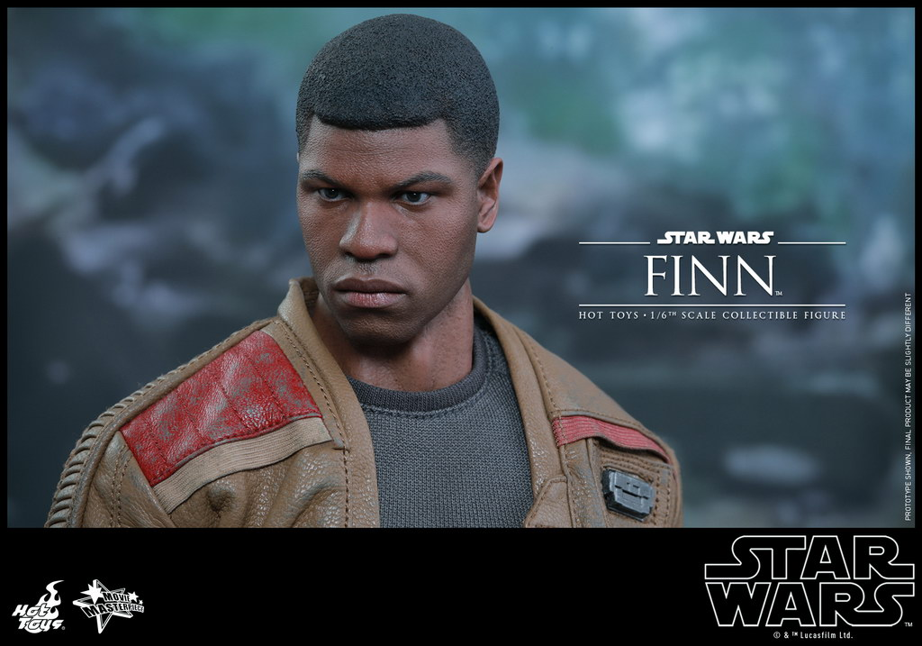 Hot Toys - Star Wars - The Force Awakens - Finn collectible figure_PR9_resize