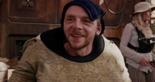 (中文(繁體)) Simon Pegg 透露對電影 EP VIII 的想法:好懷念 George Lucas