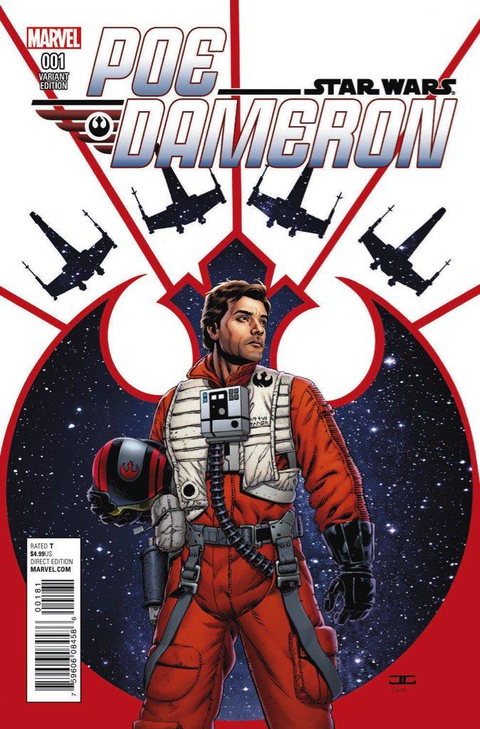 201603_Star Wars Poe Dameron