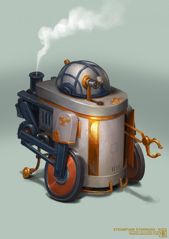 Bjorn_Hurri_Star_Wars_SteamPunk_R2D2-680x962