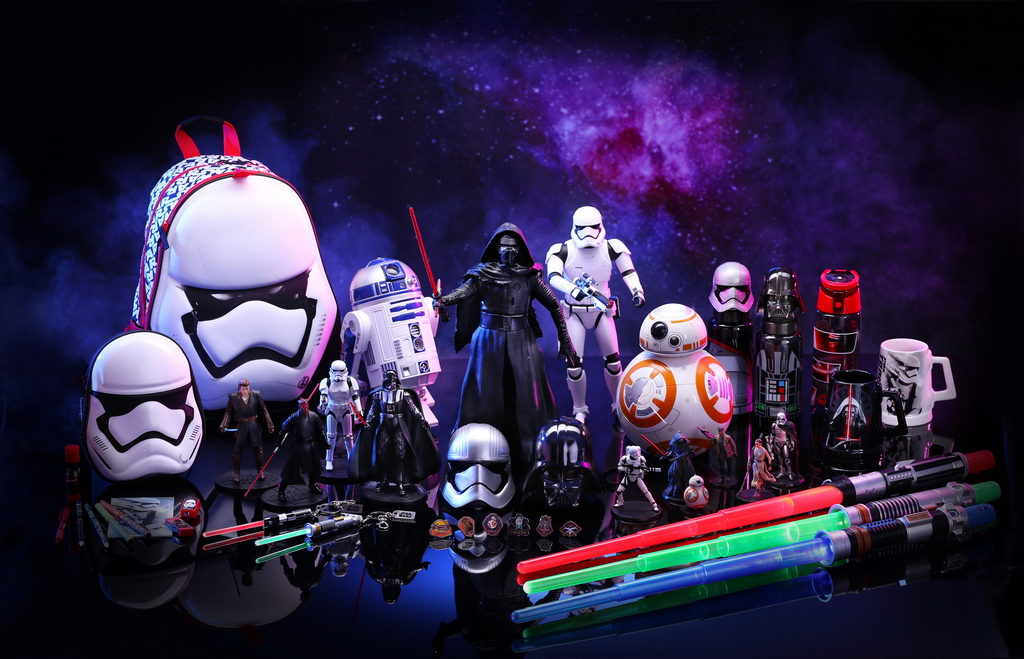 Hong Kong Disneyland_Star Wars Merchandise