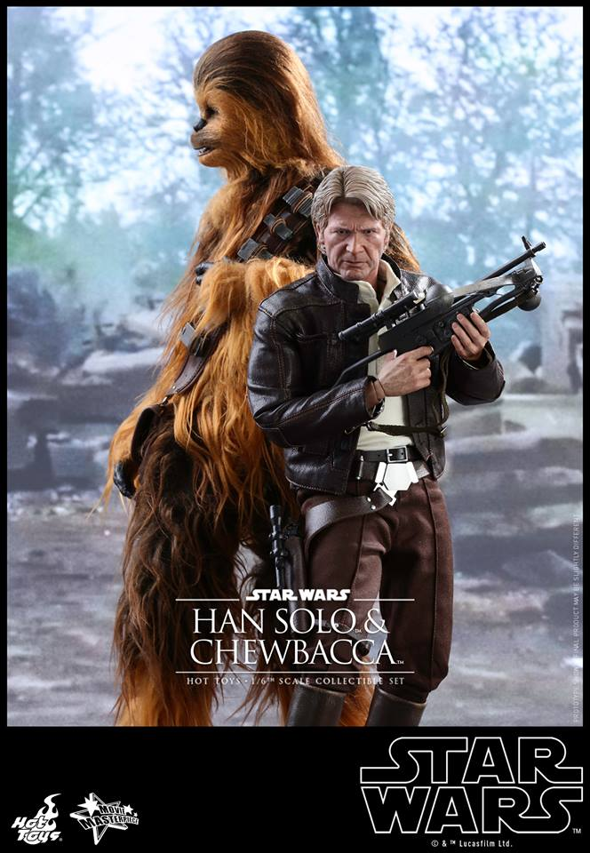 201606_ Han Solo & Chewbacca collectible set (1)