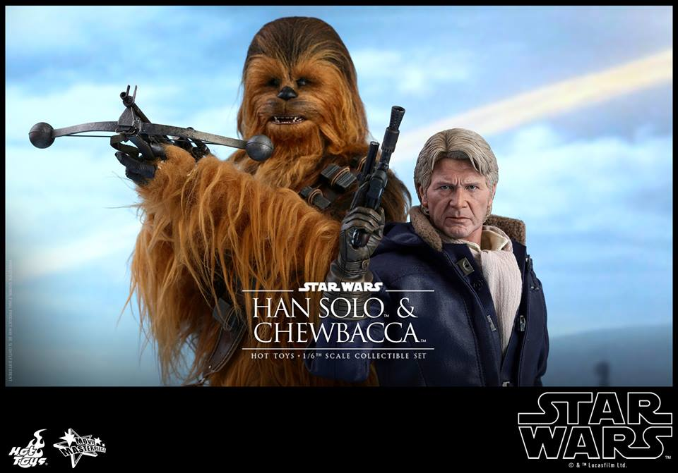 201606_ Han Solo & Chewbacca collectible set (3)