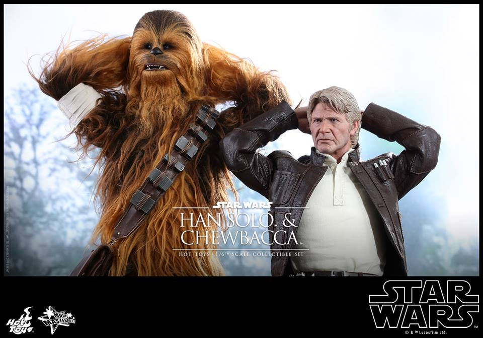 201606_ Han Solo & Chewbacca collectible set (4)