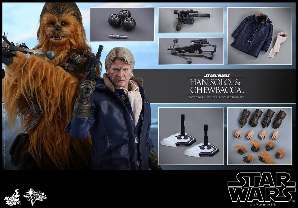 201606_ Han Solo & Chewbacca collectible set (5)