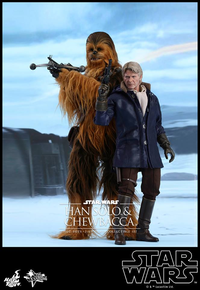 201606_ Han Solo & Chewbacca collectible set (6)
