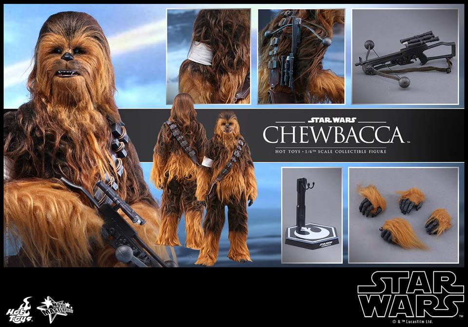 201606_Hot Toys Chewbacca  (10)