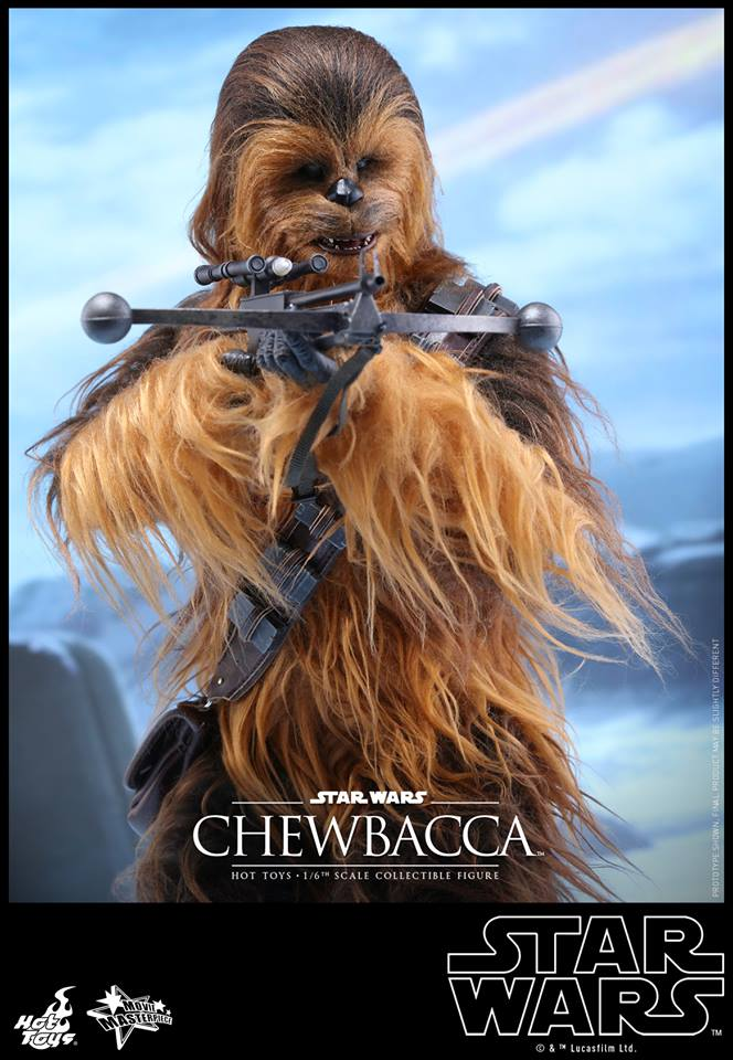 201606_Hot Toys Chewbacca  (11)