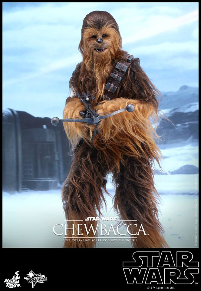 201606_Hot Toys Chewbacca  (3)