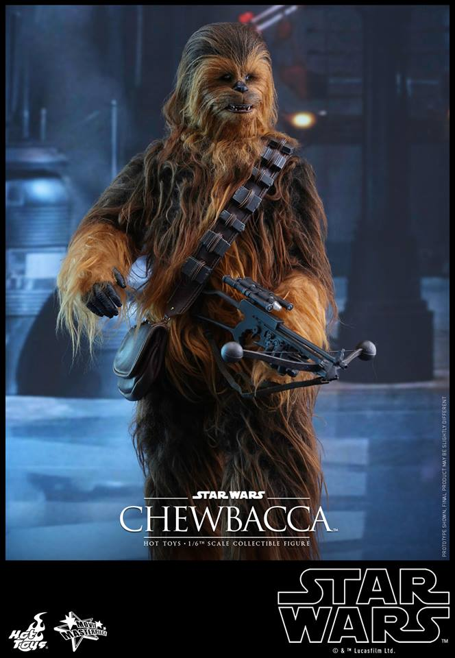 201606_Hot Toys Chewbacca  (5)