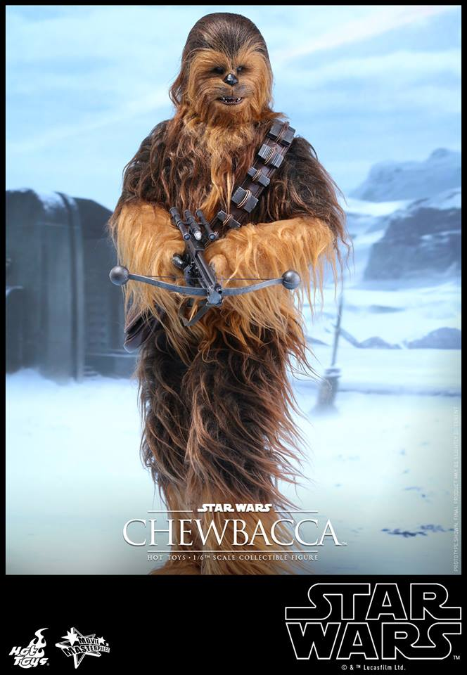 201606_Hot Toys Chewbacca  (6)