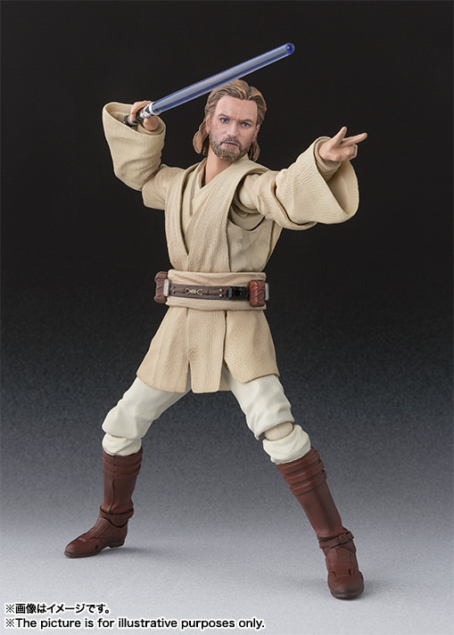 201606_S.H.Figuarts Obi-Wan Kenobi (4)