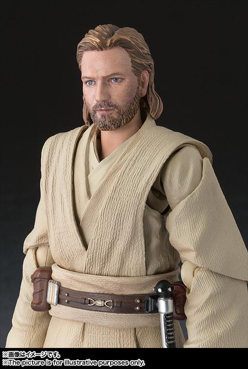 201606_S.H.Figuarts Obi-Wan Kenobi (6)