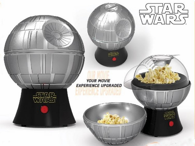 201607_Star Wars Death Star Popcorn Maker
