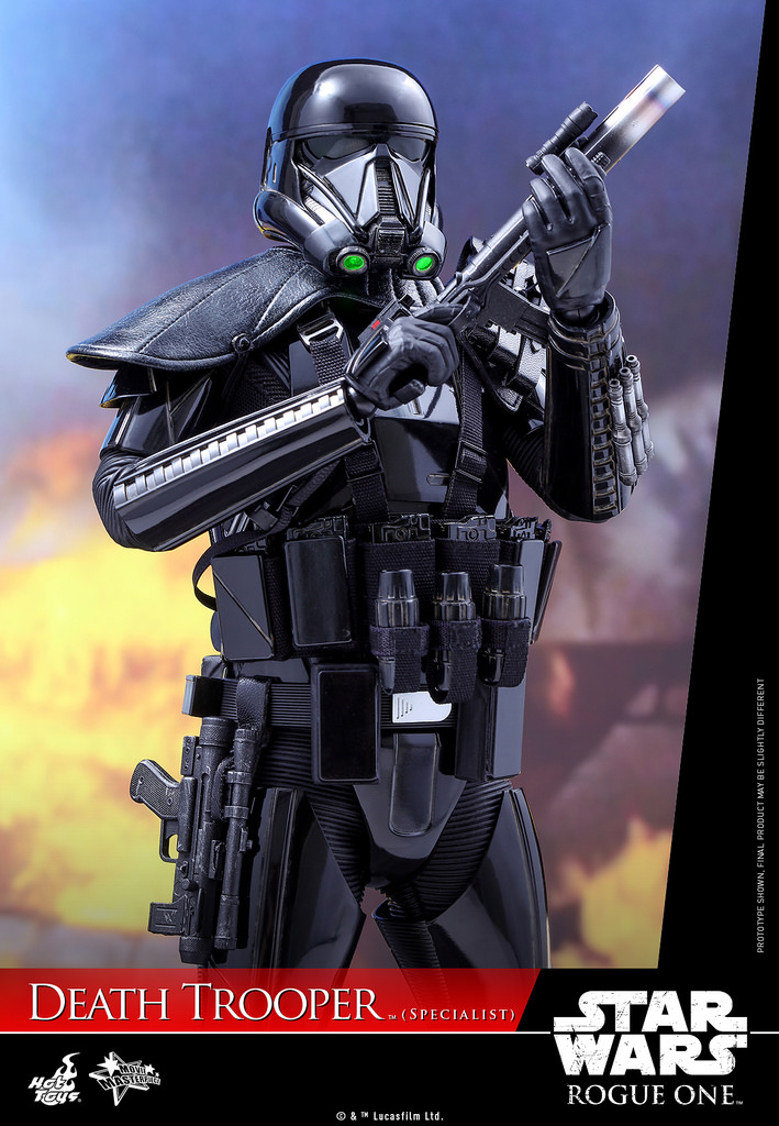 201609_Hot Toys  Rogue One Death Trooper (Specialist) (1)