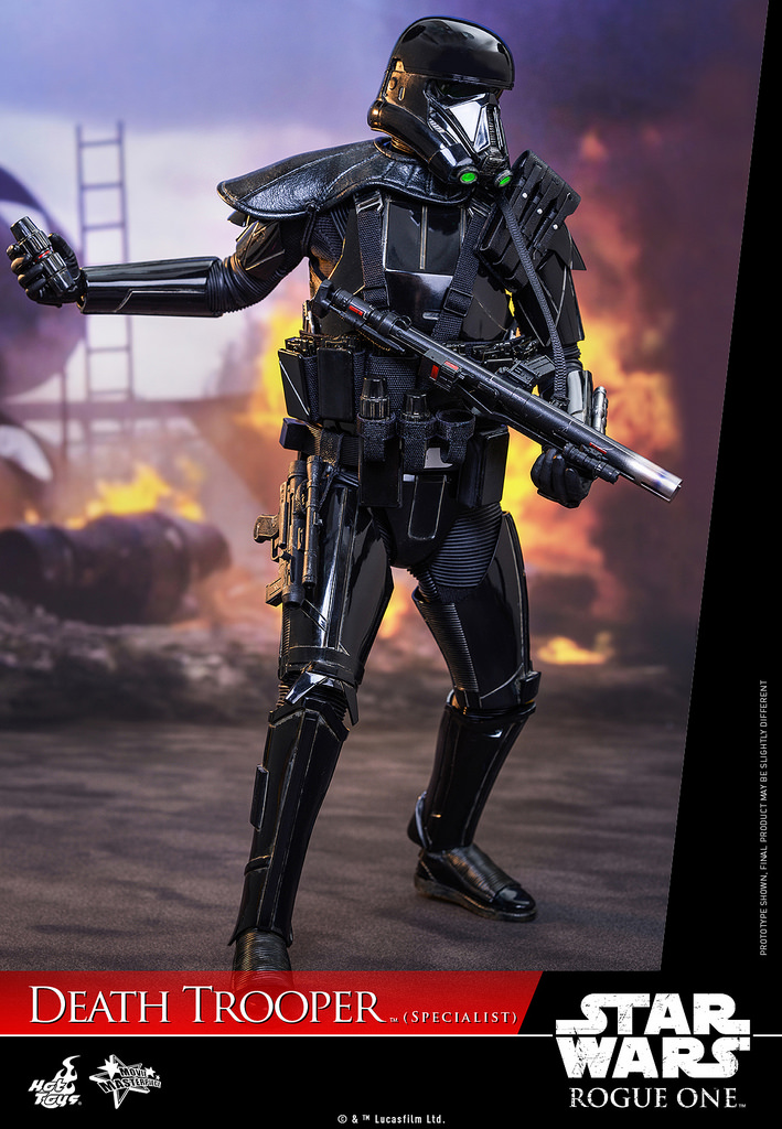 201609_Hot Toys  Rogue One Death Trooper (Specialist) (10)