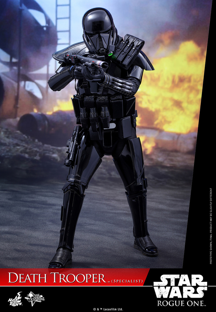 201609_Hot Toys  Rogue One Death Trooper (Specialist) (11)