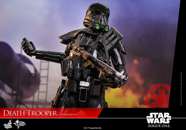201609_Hot Toys  Rogue One Death Trooper (Specialist) (14)