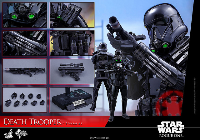 201609_Hot Toys  Rogue One Death Trooper (Specialist) (20)