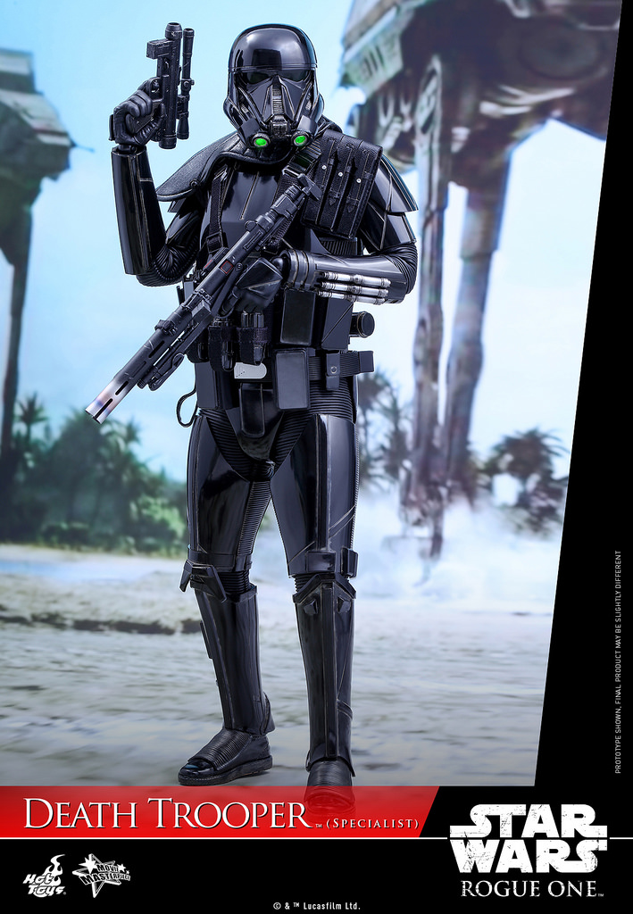 201609_Hot Toys  Rogue One Death Trooper (Specialist) (4)