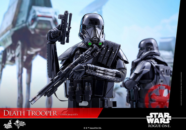 201609_Hot Toys  Rogue One Death Trooper (Specialist) (9)