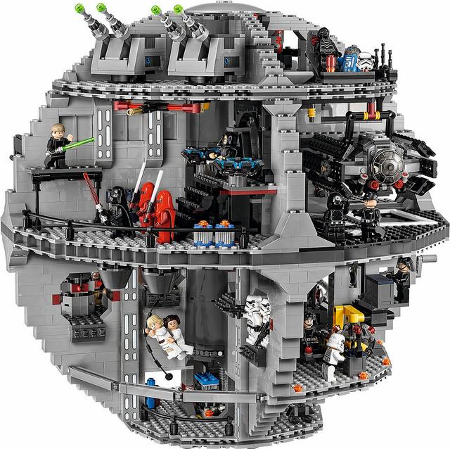 201609_LEGO 75159 Death Star (4)