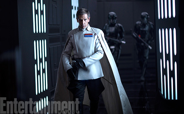 Rogue One: A Star Wars Story (2016) Ben Mendelsohn credit: Jonathan Olley/© Lucasfilm LFL 2016