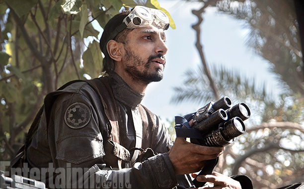 Rogue One: A Star Wars Story (2016) Riz Ahmed credit: Jonathan Olley/© Lucasfilm LFL 2016