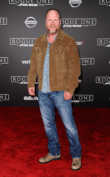HOLLYWOOD, CA - DECEMBER 10:  Actor Joss Whedon attends the premiere of