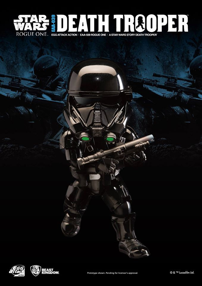 201701_Beast Kingdom Rogue One Death Trooper