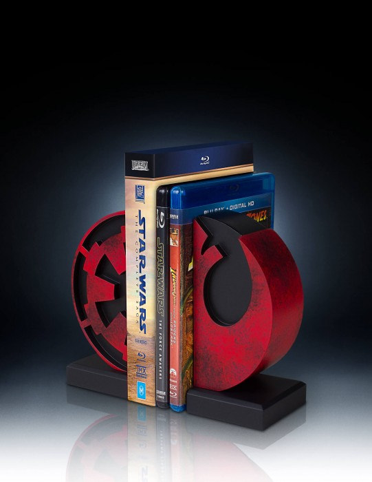 201701_Gentle Giant Star Wars Imperial and Rebel Seal Bookends