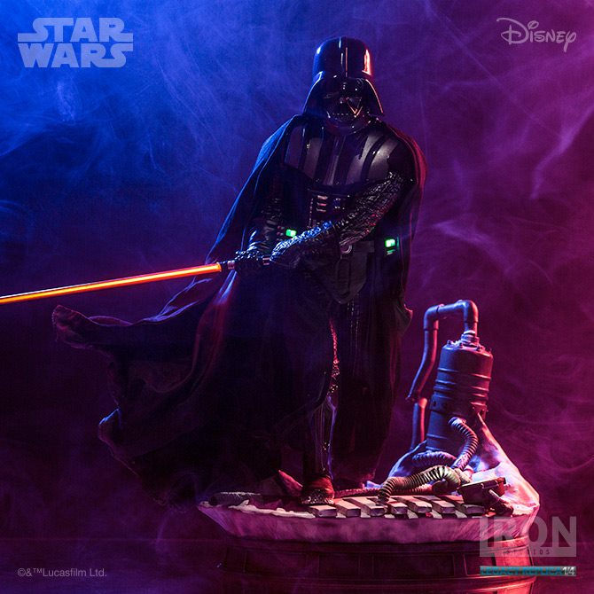 201701_Iron Studios - EP V Darth Vader